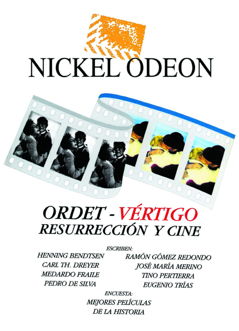 nickel odeon: Ordet / Vertigo